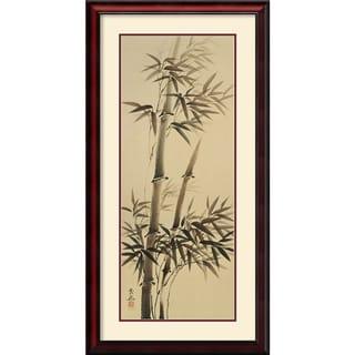 Kee Hee Lee 'Bamboo Forever I' Framed Art Print