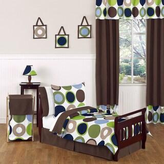 Sweet JoJo Designs Designer Dot 5-piece Toddler Bedding Set