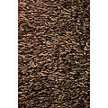 Tilton Hand-tufted Brown Shag Rug (7'6 x 9'6)