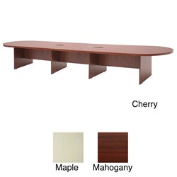 Regency Seating Modular Race Track Conference Table with Data Grommets