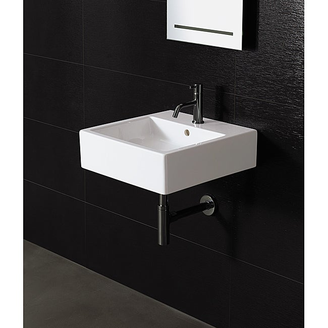 Bissonnet ICE-46 Bathroom Ceramic Sink