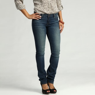 David Kahn Women's Straight-leg Jeans FINAL SALE