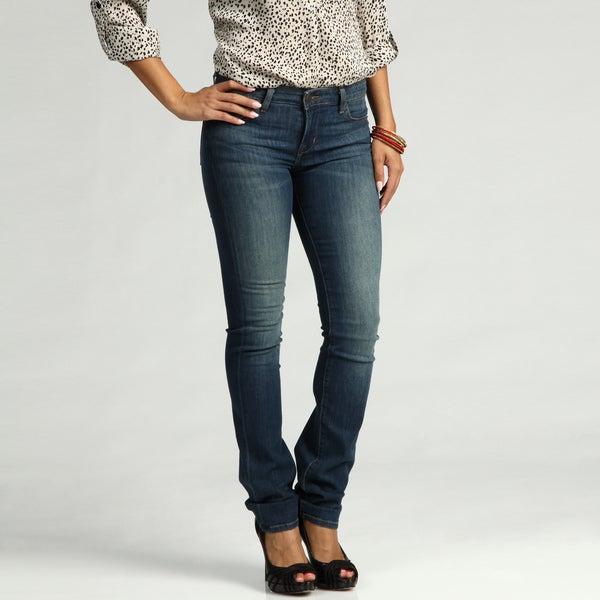 David Kahn Women's Straight-leg Jeans FINAL SALE
