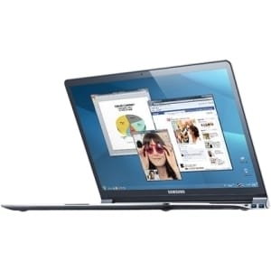 "Samsung 9 NP900X4C 15"" LED Notebook - Intel Core i7 1.90 GHz"