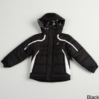 London Fog Boy's Snowboard Jacket