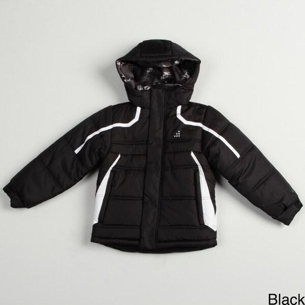 London Fog Boy's Snowboard Jacket