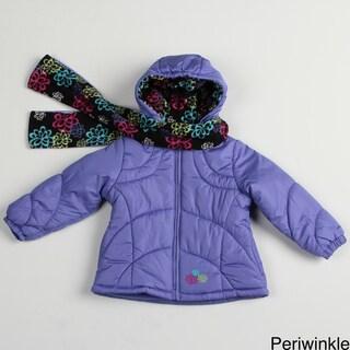 London Fog Girl's Bubble Jacket FINAL SALE