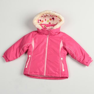 Osh Kosh Girl's Pink Jacket