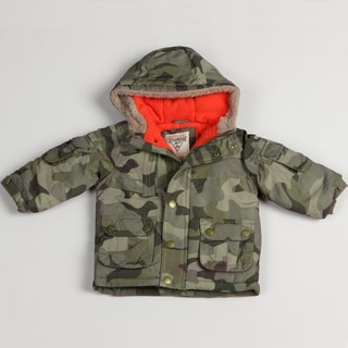 Osh Kosh Toddler Boys' Camp Rugged Jacket FINAL SALE