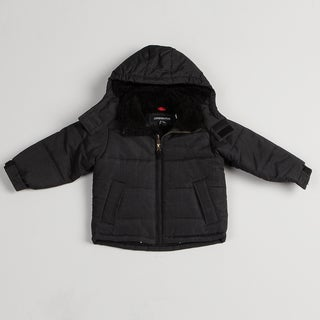London Fog Boy's Bubble Grey Jacket