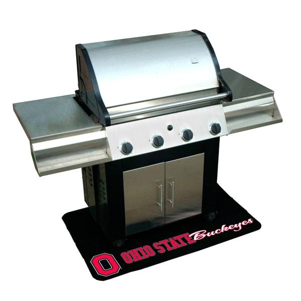 Ohio State Buckeyes Grill Mat 9107270