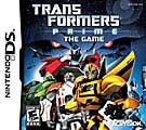 NinDS - Transformers Prime: The Game