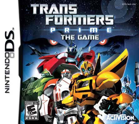 Nintendo DS - Transformers Prime: The Game