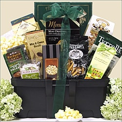 Handyman Snacks Gourmet Toolbox Gift Basket
