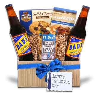 Alder Creek Gifts Happy Father's Day Gift Basket