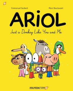Ariol 1: Just a Donkey Like You and Me (Paperback)