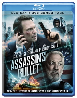 Assassin's Bullet (Blu-ray/DVD)
