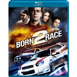 Born 2 Race (Blu-ray Disc)