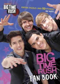 Big Time Rush Fan Book