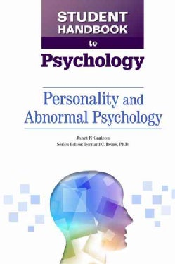 Personality and Abnormal Psychology: Personality and Abnormal Psychology (Hardcover)
