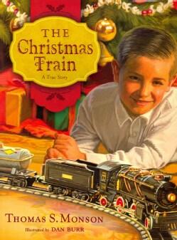 The Christmas Train: A True Story (Hardcover)