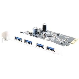 Sabrent USB 3.0 4-port PCI Express Card