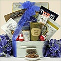 Gone Fishing: Fishing Gift Basket