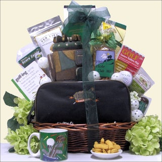 Hole In One Golf Gift Basket
