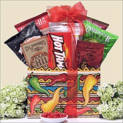 Some Like It HOT: Gourmet Gift Basket