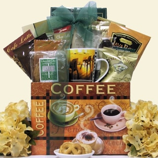 Jumpin' Java ~ Medium: Gourmet Coffee Gift Basket