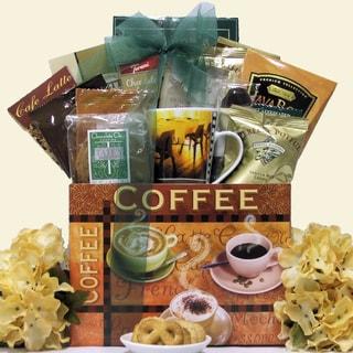 Great Arrivals Jumpin' Java Medium Gourmet Coffee Gift Basket
