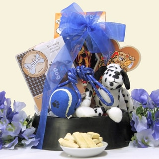 All About Your Pooch: Pet Dog Gift Basket