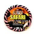 Safari Pink and Black Zebra Steering Wheel Cover