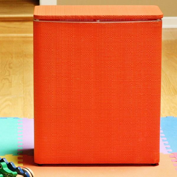 Tangerine Brights Upright Hamper