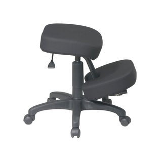Ergonomically Designed Knee Chair with 5 Star Base
