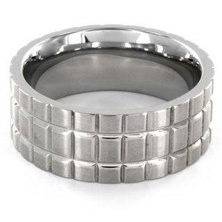 Stainless Steel Knurled Ring