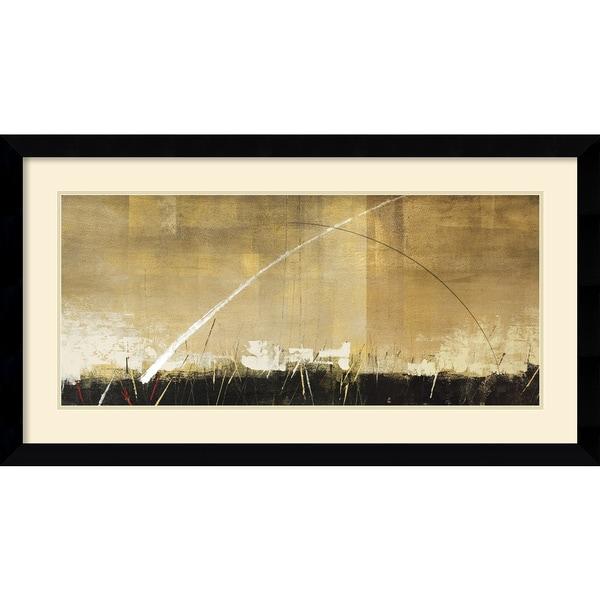 Sebastian Alterera 'Arch Light I' Framed Art Print