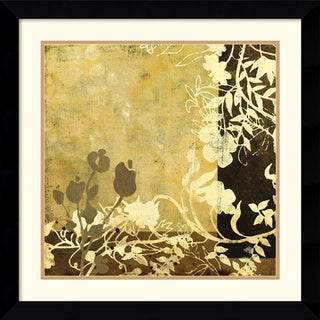Kemp 'Symphony in Bronze II' Framed Art Print