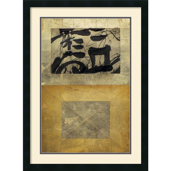 Thomas McCoy 'The Way 1' Framed Art Print