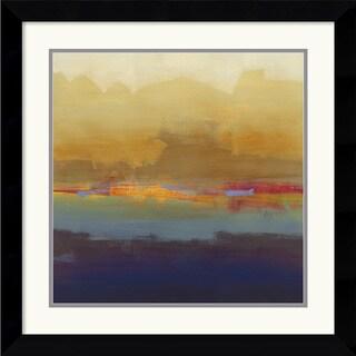 Craig Alan 'Domain IV' Framed Art Print
