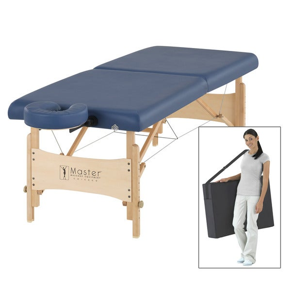 compact portable massage table