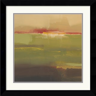 Craig Alan 'Domain I' Framed Art Print