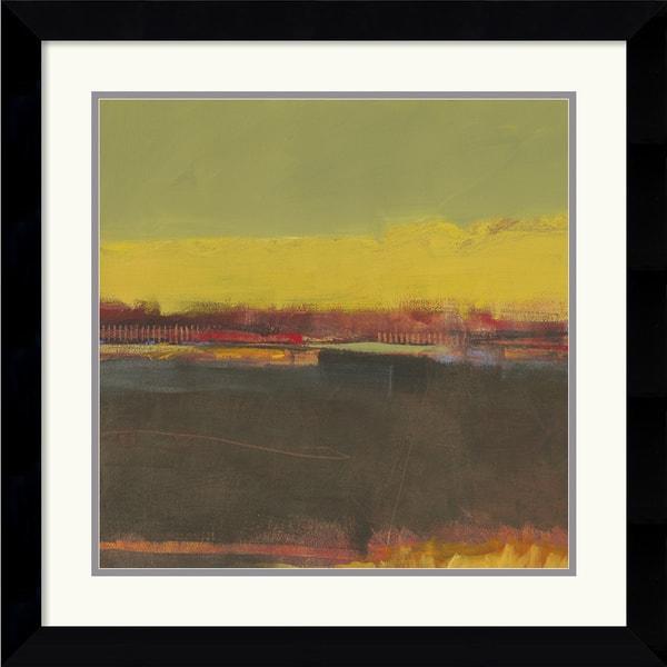 Craig Alan 'Domain II' Framed Art Print