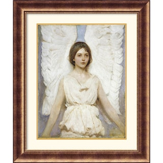 Abbott Handerson Thayer 'Angel' Framed Art Print