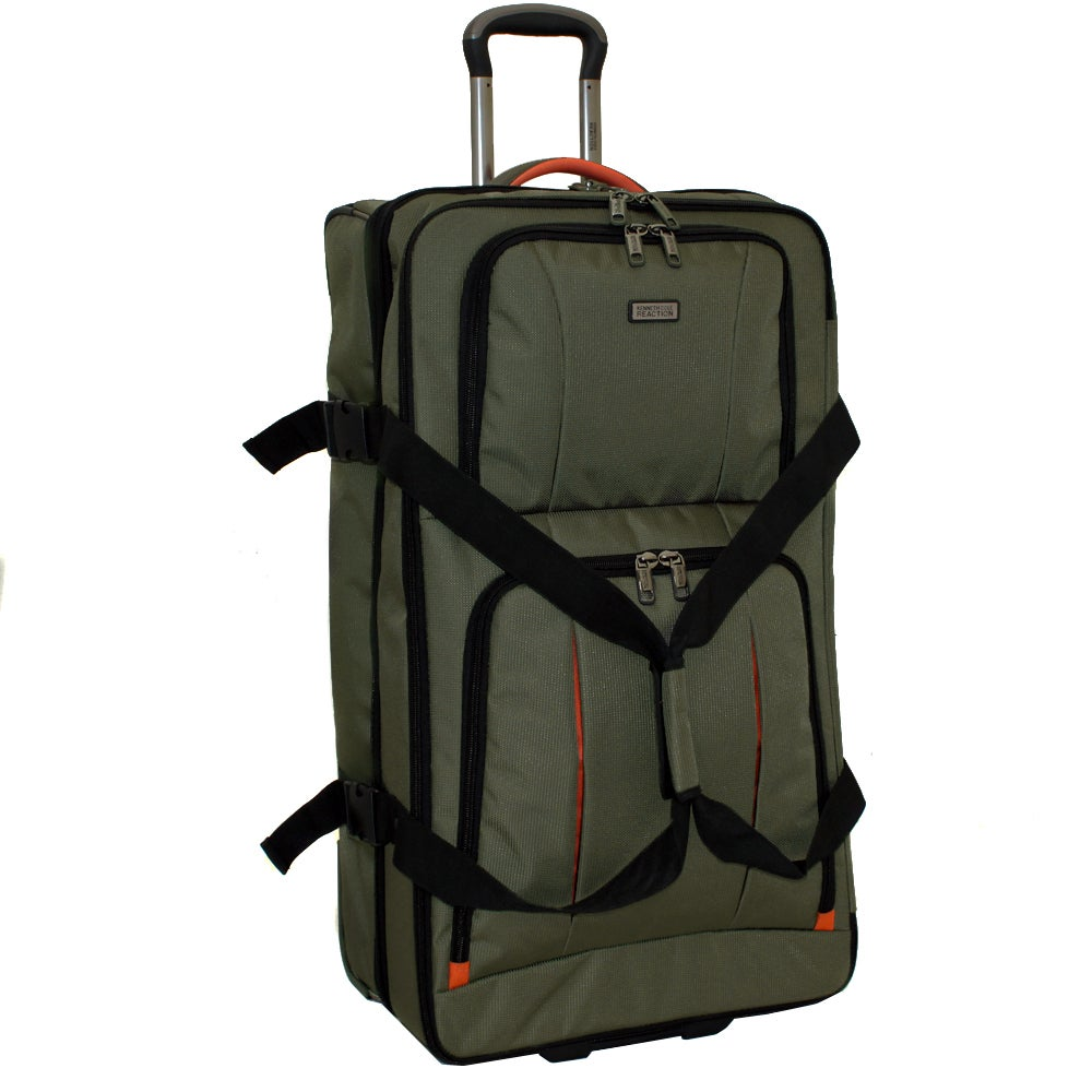 Kenneth Cole Reaction 'Hitchin A Ride' 32-inch Expandable Lightwight Wheeled Upright Duffel Bag