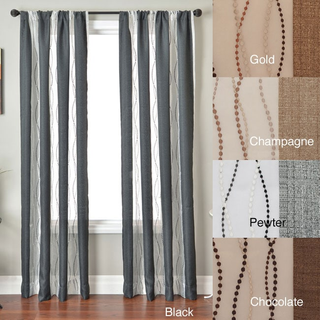 84 inch curtain panel overstock shopping great deals on sheer