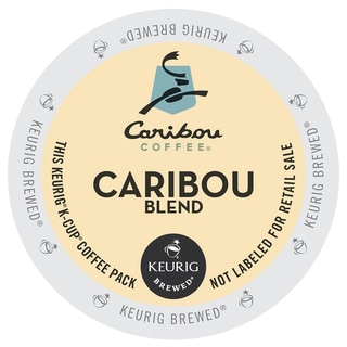 Caribou Coffee Caribou Blend Keurig K-Cups (48 count)