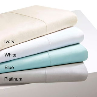 Sleep Philosophy and Liquid Pima Cotton 300 Thread Count Sheet Set