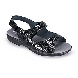 Propet Women's 'Trinidad' Black Sandals