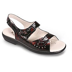 Propet Women's 'Trinidad' Copper Brown Sandals